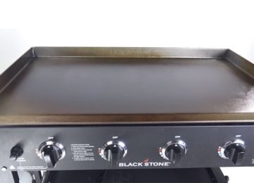 alat masak griddle gas floor type